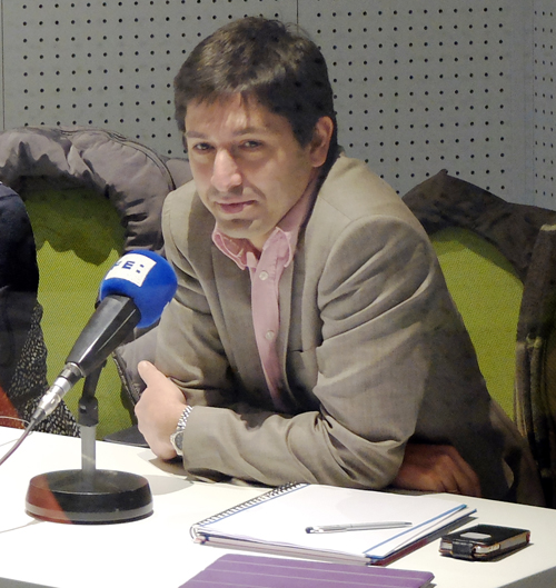Carlos Calleja, Director de Desarrollo de EuroTaller.