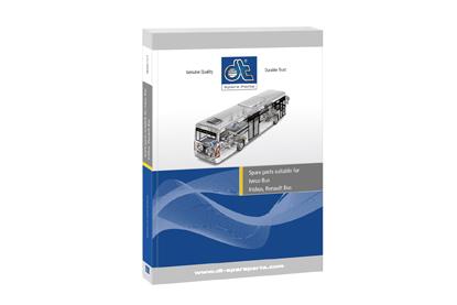 nuevo catálogo DT Spare Parts