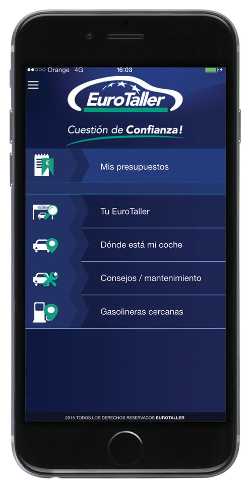 App EuroTaller
