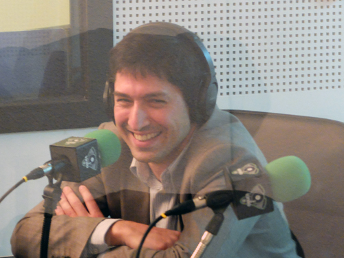 Carlos Calleja, Coordinador general de EuroTaller