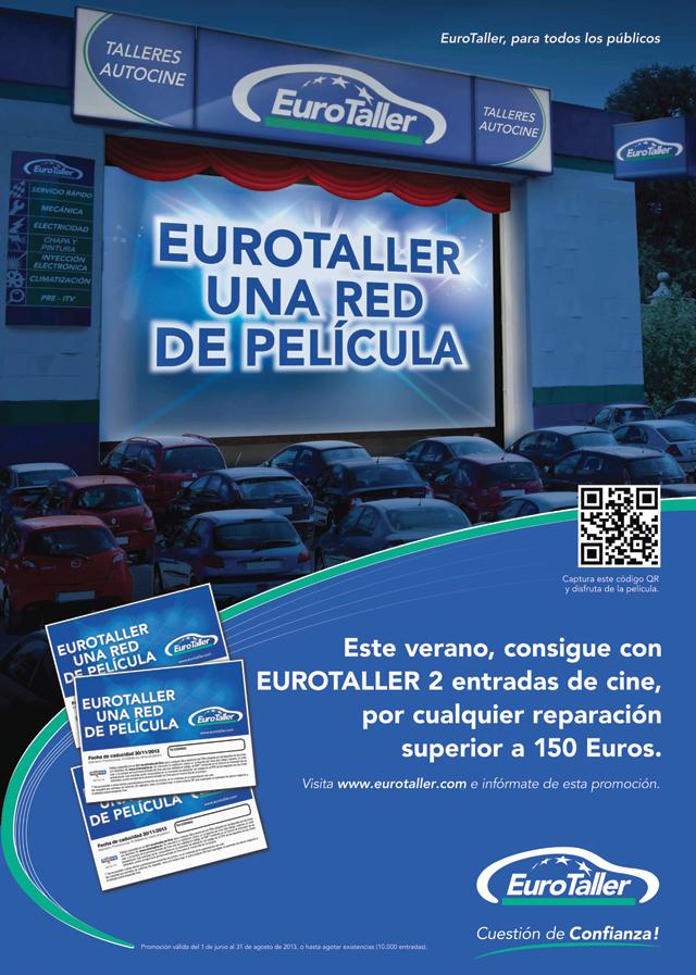 Campaña de verano EuroTaller 2013