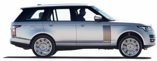 Range Rover de cuarta generación