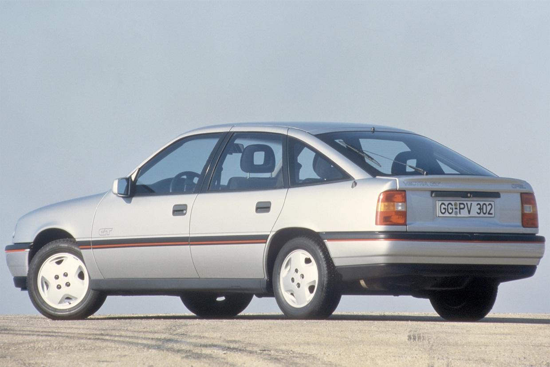 Opel Vectra Gt 5 puertas