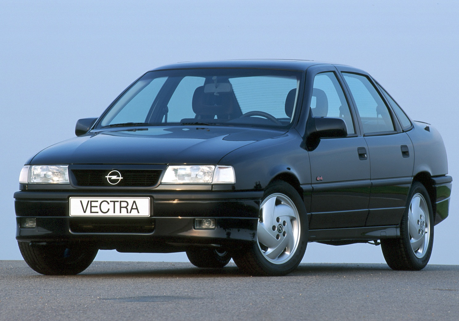 Opel Vectra Turbo