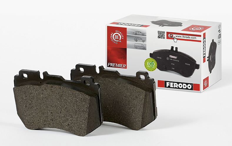 Ferodo Eco-Friction Federal-Mogul Motorparts