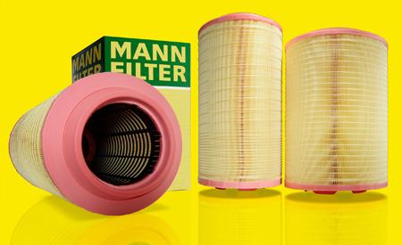 MANN-FILTER Micrograde