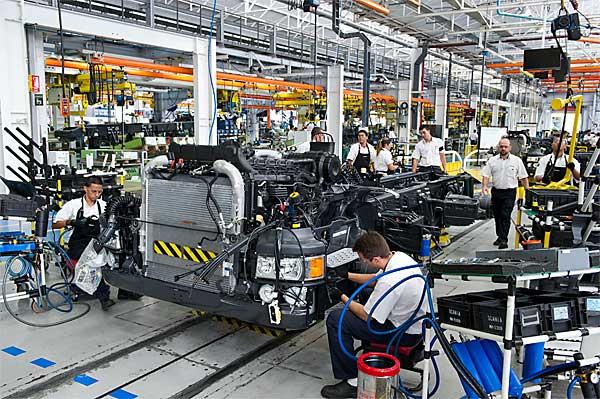 SKF Rodamientos para la flota Scania en Brasil