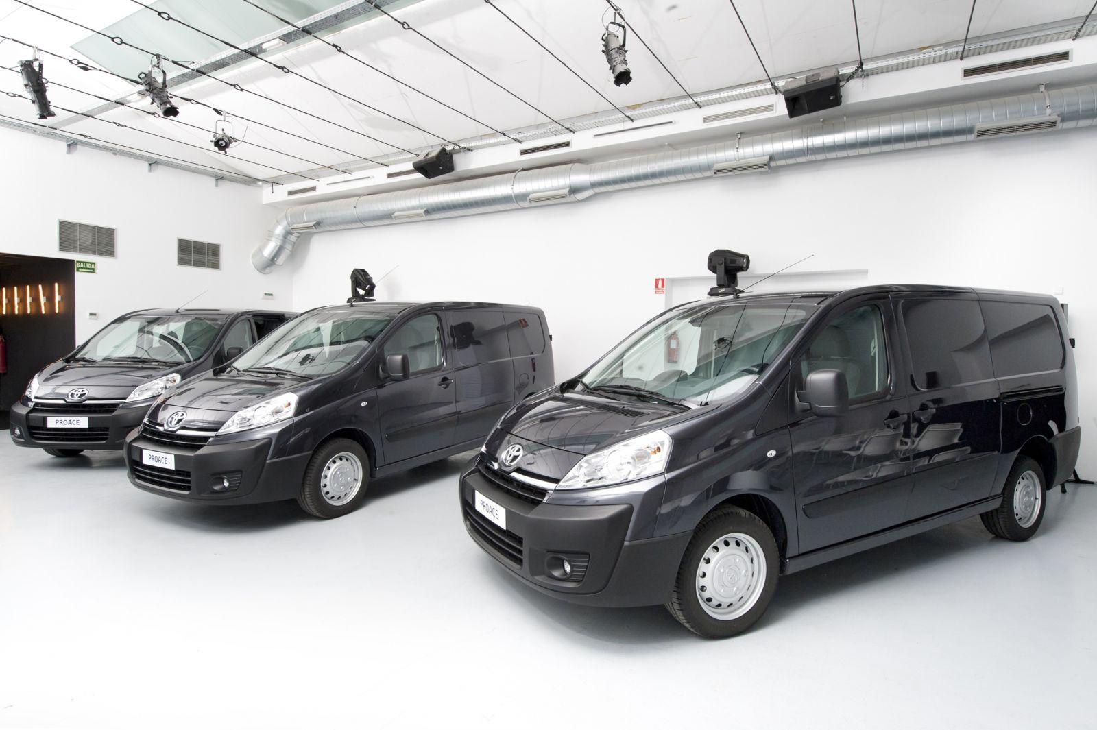 Suben las ventas de vehículos comerciales ligeros en septiembre de 2013