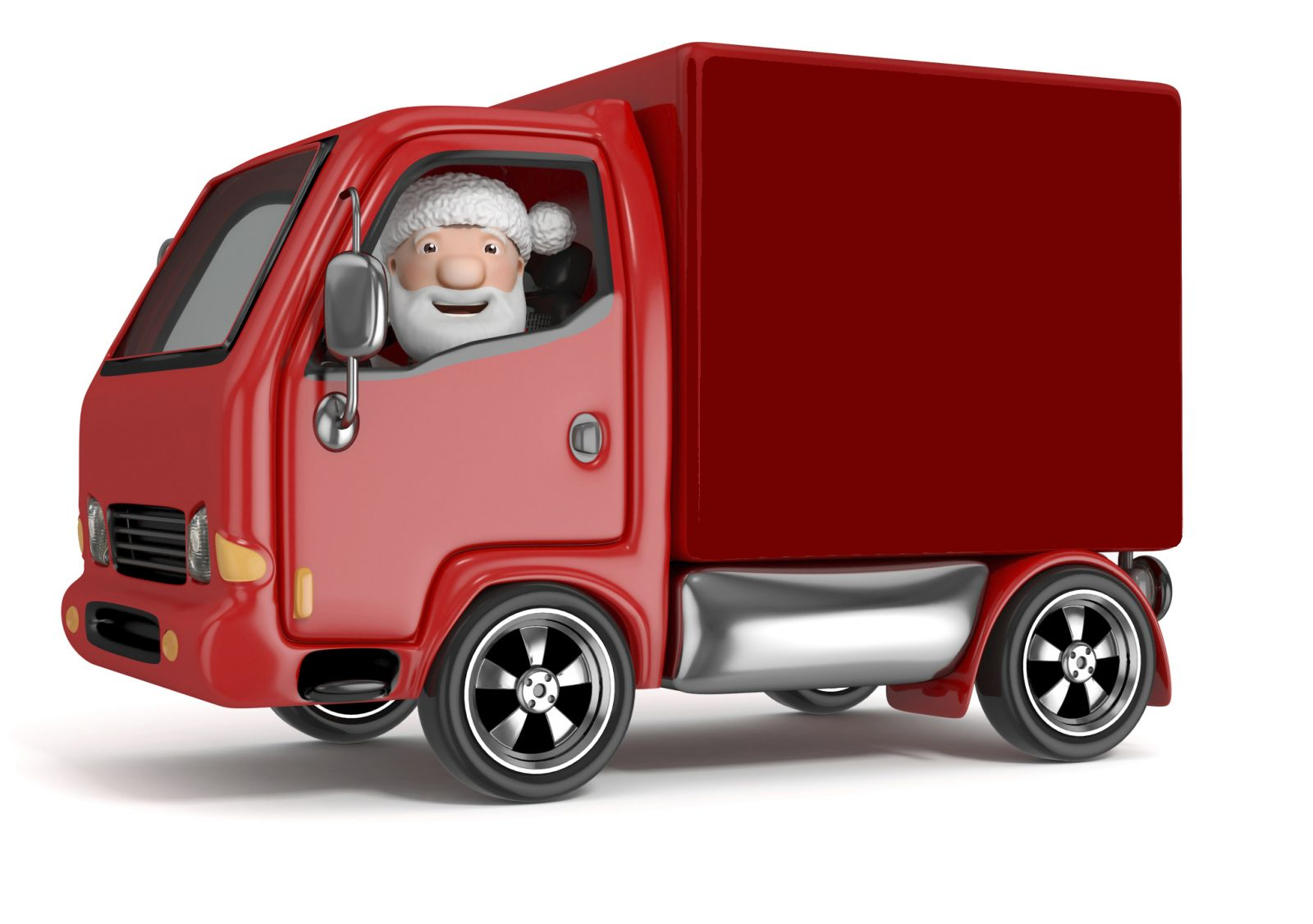 Feliz Navidad, de parte de el equipo de la red de talleres Top Truck
