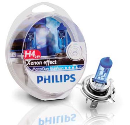 Philips MasterDuty BlueVision