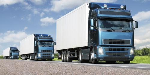 Las ventas de camiones pesados impulsasn el mercado en noviembre.