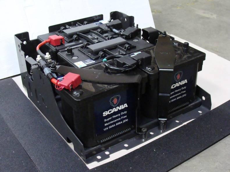 Exide Technologies - Tudor - Baterías para camión