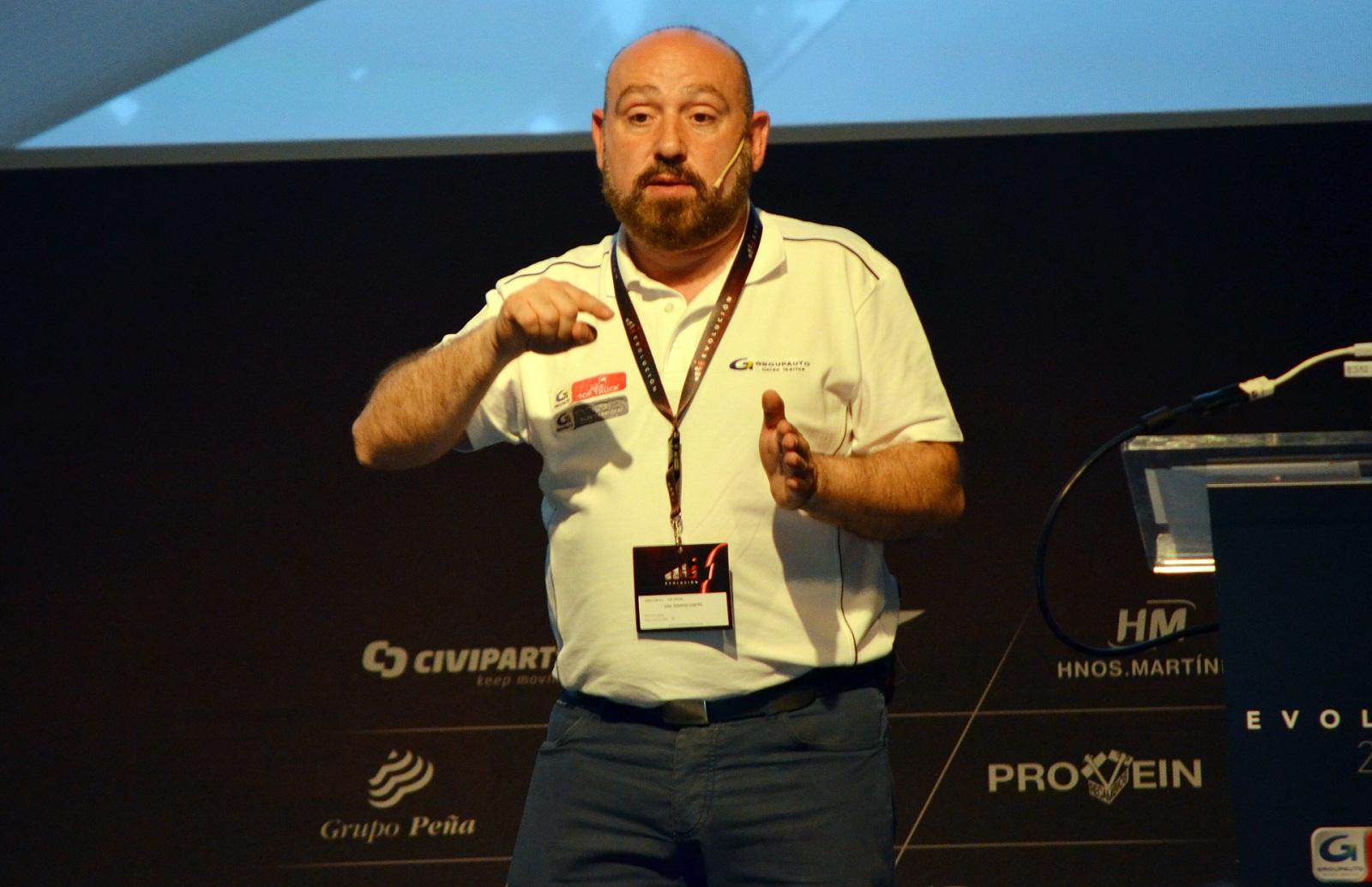 Jose Moreno, responsable de Top Truck