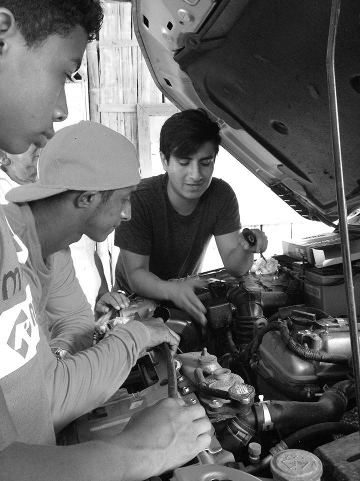 Mecánica Ecuador proyecto terremoto