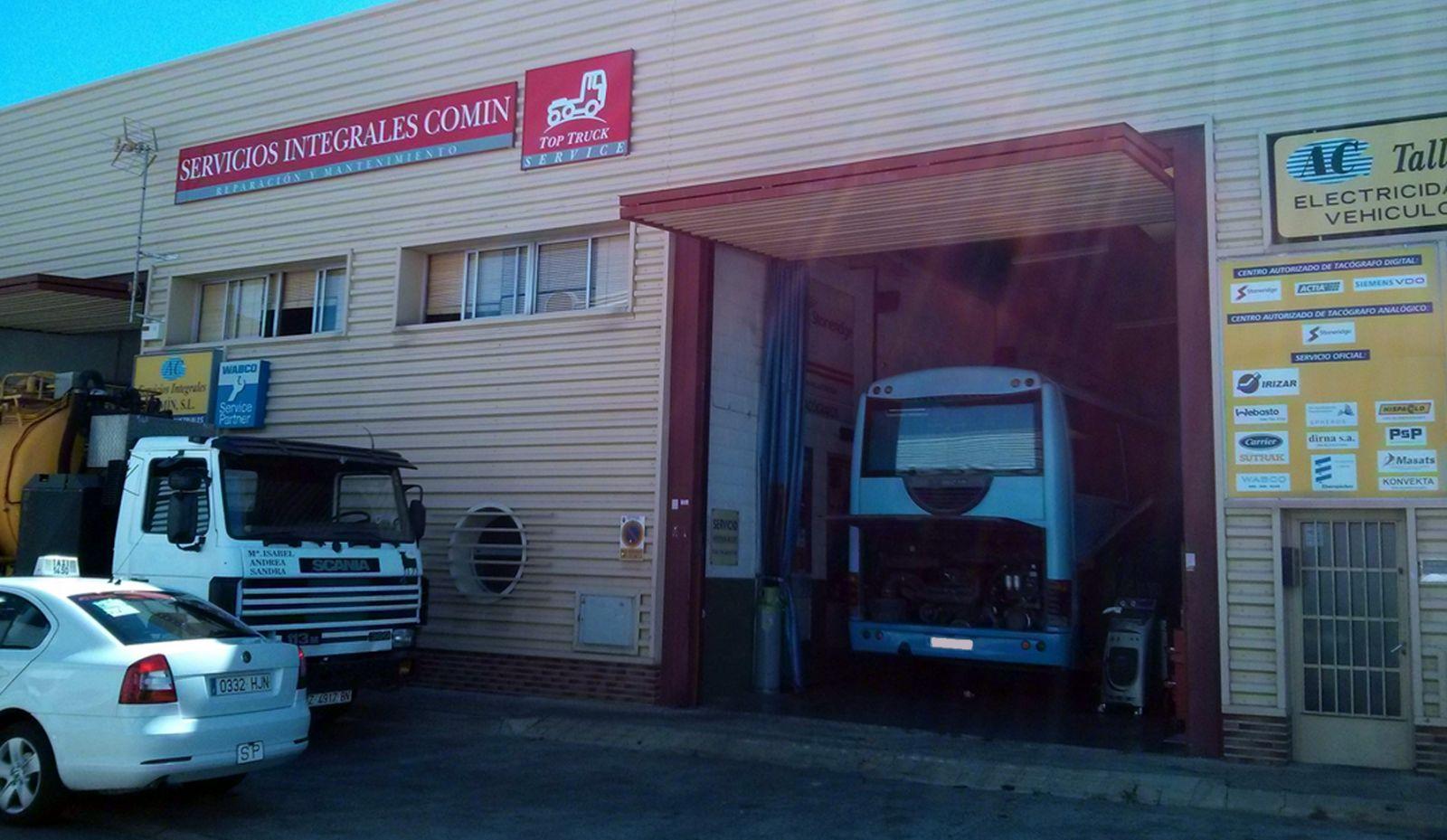 Servicios Integrales Comín - Top Truck