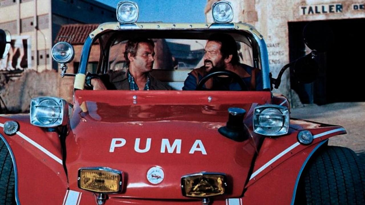 Sabías que Bud Spencer fue mecánico de coches en el cine