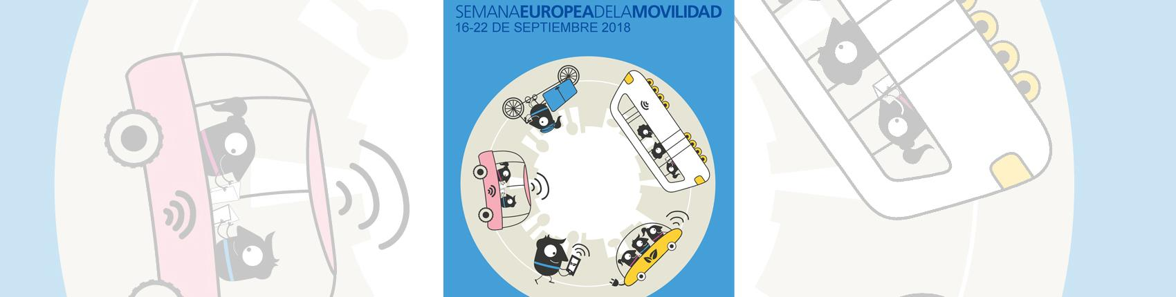 Más de 400 municipios españoles participan en la 18ª Semana Europea de la Movilidad